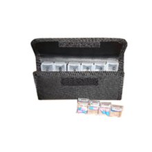 China Promotional 4 Room Pill Box with Case