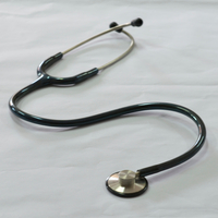 China SunnyWorld Single Head Stainless Steel Stethoscope