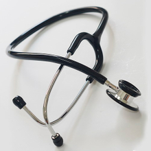 China Professional Deluxe Dual Head Stethoscope Manufacturer